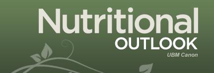 nutritional outlok